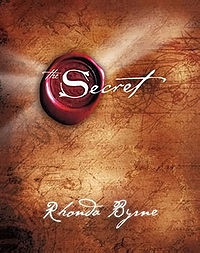 The_Secret_book_self-help_by Rhonda Byrne